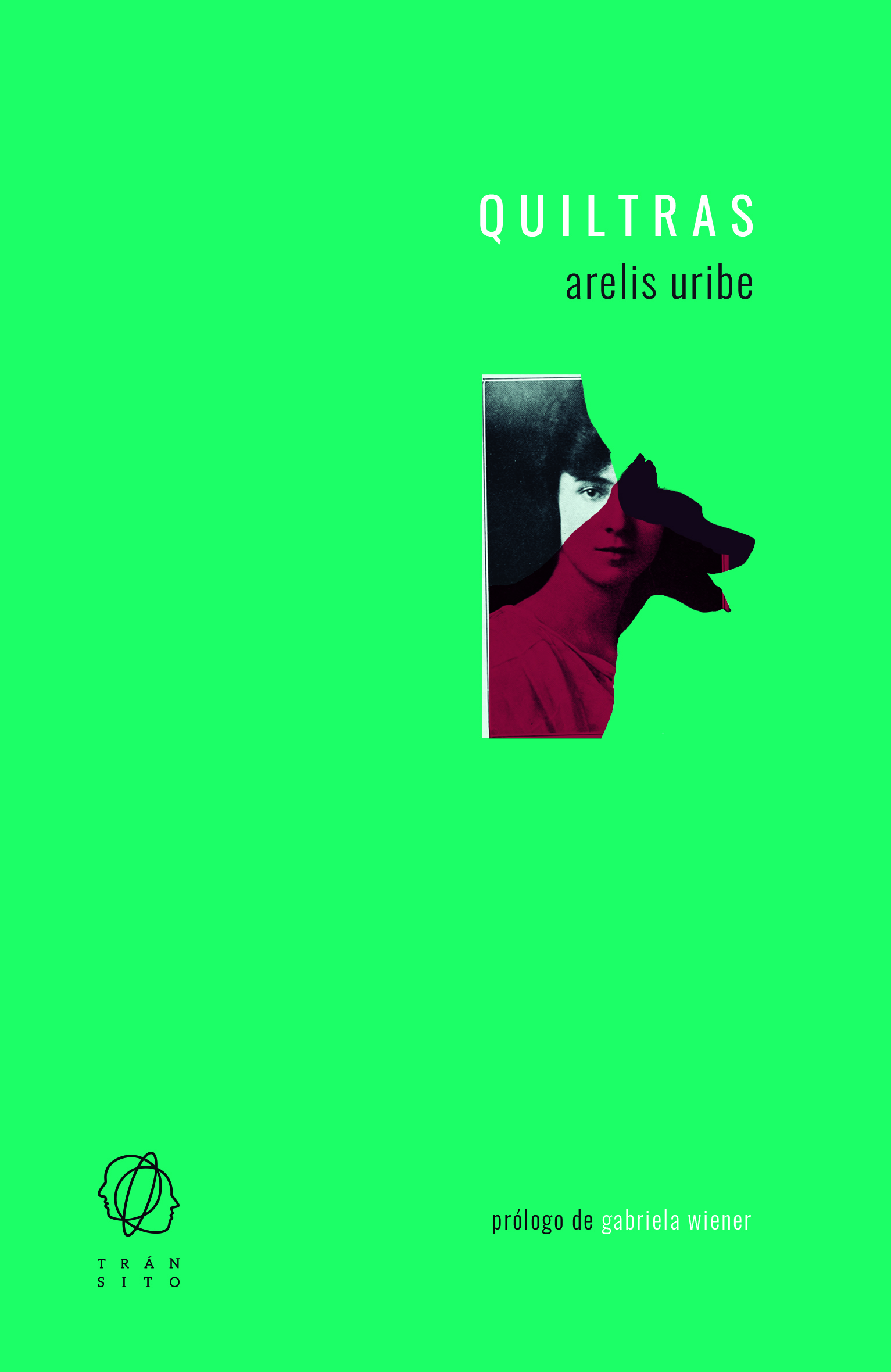 Arelis Uribe: Quiltras