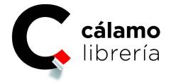 Libería Cálamo - Logo
